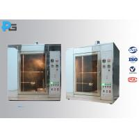 Needle Flame Flammability Electrical Safety Test Equipment IEC60695-11-5 12 Months Warranty Manufactures
