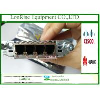 Cisco Catalyst VIC2-4FXO 2960 Stack Module VIC2-4FXO - 4- port Voice / Fax Interface Card Manufactures