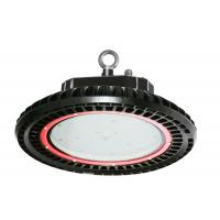 Industrial UFO High Bay Led Lighting Housing 100W 150W 240w High CRI Manufactures