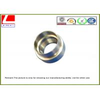 NC Precision Machined Products Stainless steel machining SS hub with shine surface Manufactures