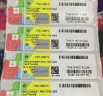 New Windows 7 Product Key Sticker Windows 7 Pro Retail Box Activation OEM Key Manufactures