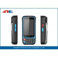Personal Digital Assistant Android RFID Reader Handheld , RFID Smartphone Reader Cortex A9 CPU Manufactures