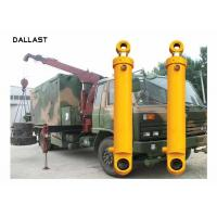 China 4 Inch Bore Welded Hydraulic Cylinders Dual Action ,  Heavy Duty Hydraulic Cylinders on sale