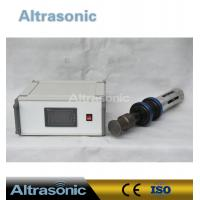 20K Ultrasonic Metal Seam Welding Machine For Solar Panels , HVAC , Copper Aluminum Combinations Manufactures