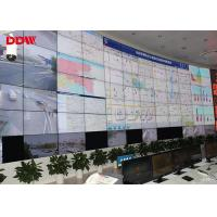 500nits brightness round videowall 46 inch samsung lcd panels for shopping center Manufactures