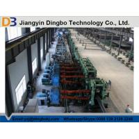 Automatic Stainless Steel Coil Tube Mill Equipment For Construction Manufactures