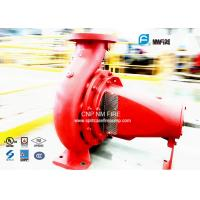 Water Use Horizontal End Suction Centrifugal Pumps 300GPM /125PSI FM Approved Manufactures