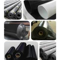 Prime Quality HDPE Geomembrane Liner Pond Liners 1mm china hdpe geomembrane waterproof membrane for liner Manufactures