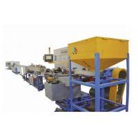 Multifunction Polyester Fiber Making Machine With Gearbox , Feeding System Manufactures