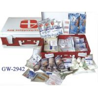 Plastic box first aids kits for travel , home , car / First Aid  Box Manufactures