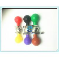 Adult Chest Suction Cup Ecg Electrodes Bulb Latex Free Material For Nihon Kohden Manufactures