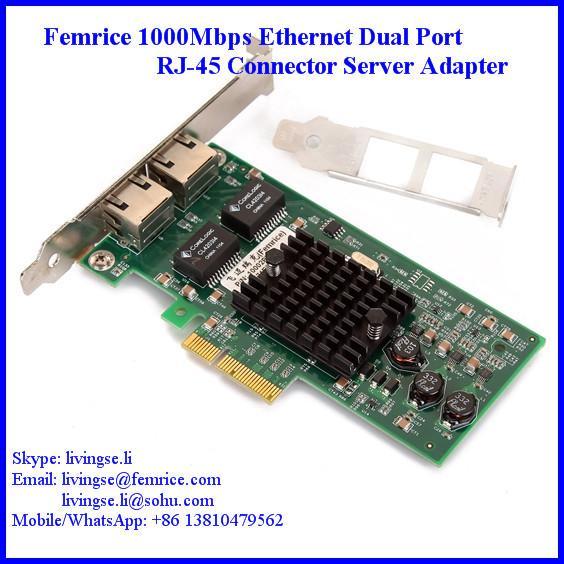 Quality PRO/1000 PT Dual Port Server Adapter - EXPI9402PT for sale