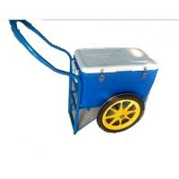 High Quality Hand-push Ice Cream Cart Manufactures