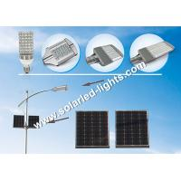 High Power Solar LED Street Light Lead Acid Battery / Solar Street Lights For Home Manufactures