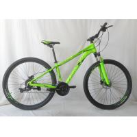 China Disc Brake Hardtail Cross Country Bike Alloy Double Wall Rim 120mm PVC Grip on sale