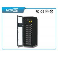 Energy Saving Online 10KVA - 200KVA Three Phase Modular Uninterruptible Power Supply Manufactures