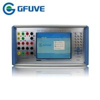 China Three Phase Protective Relay Test Set 8.4 Inch TFT Color LCD For Differential Relay on sale