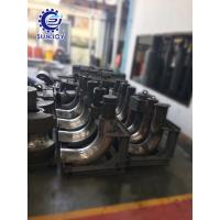 China Stainless Steel Elbow Making Machine , Electric Power 1~2D Elbow Cold Forming Machine on sale