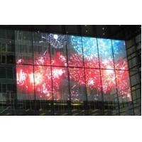 Stable Performance LED display screen rental / Full color transparent LED glass Manufactures