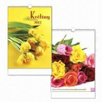 Desktop/Wall Calendar, Flower Smell and Incense Ink Manufactures