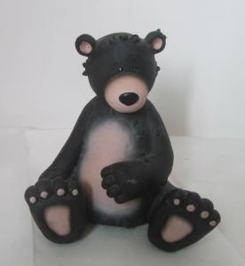 China Resin Sitting Bear Figurines Decoration (SFR1578) on sale