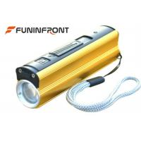 5W 300LMs MINI LED Flashlight with Cigarette Lighter and Power Bank Function Manufactures