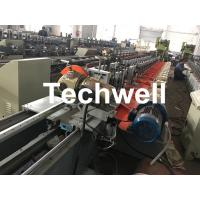 Aluminum, Galvanized Steel Cold Roll Forming Machine For Octagonal Tube Pipe Equipment With Making Rolling Shutter Axes Manufactures