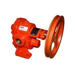 GC /GB belt pulley gear oil pump /cast iron gear or brass gear Manufactures