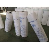 High Molecule Self Adhered Waterproofing Membrane Roll With Vapor Barrier Manufactures
