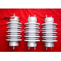 Customized Polymer Station Post Insulators For Electrical Switches Manufactures