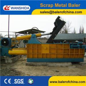 China Heavy Duty Metal Balers on sale
