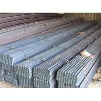 Quality Alloy Steel Angle Bar / Hot Rolled Steel Angle PE Coated Surface Treatment for sale