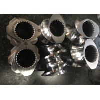 Kneading Block Extruder Spare Parts High Wear Protection Vacuum Quenching Treated Manufactures