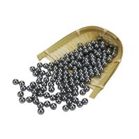 1/8 Inch Small Steel Balls , Tiny Metal Balls Pumps Valves Ball Pen Stable Manufactures