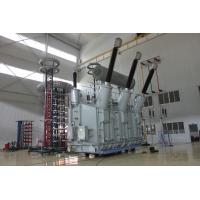 Low Loss High Voltage Power Transformers 90MVA With Double Copper Winding Manufactures