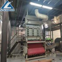 High Speed S Sigle Beam Non Woven Fabric Bag Making Machine Great Performance Manufactures