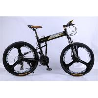 High quality factory price OEM 3 spoke mag one wheel Shimano 27 speed alloy folding hummer mountain bike Manufactures