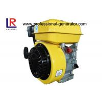 Portable 3HP Industrial Gasoline Engines Single Cylinder Air Cooled 4 Stroke Low Noise Manufactures