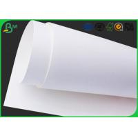 Natural / Super White Food Package Material White Kraft Paper Sheets For Envelopes Manufactures
