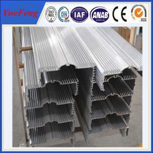 aluminium profile mill finish aluminium profile, aluminum mtb frame Industrial Application Manufactures