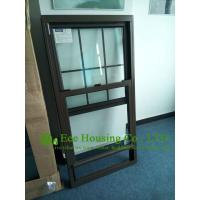 China Aluminum Single/ Double Hung Windows, Good sound insulation and ventilation Hung windows on sale