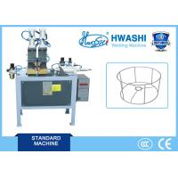 Hwashi Copper / Aluminum Tube Butt Welding Machine 480X900X1600mm New Condition Manufactures