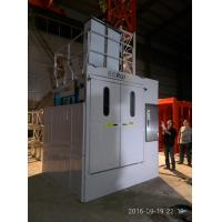 2000kg Explosion Proof Industrial Elevators for Oil Plant Installed within Steel Structure Manufactures