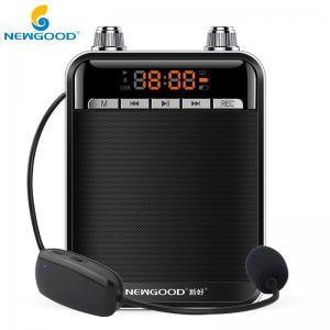 China Digital Personal UHF Wireless Microphone Headset Handheld Professional Megaphone Set MIC Voice Amplifier Loud Speaker on sale