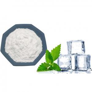 Cooling Agent Ws3 Food Grade CAS 39711-79-0 for  shampoo sunscreen shower cream Manufactures