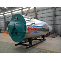 Commercial Oil Fired Boilers Fire Tube Oil Hot Water Boiler Heating System Manufactures