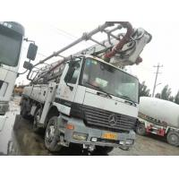 Used Concrete Pump Truck SCHWING 45m From Germany For Sale Manufactures