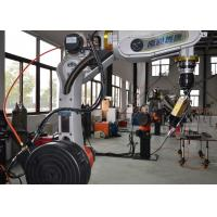Automatic Tube Welding Positioner 24 KVA 6 Axis Large Production Volume Manufactures