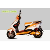 Fastest Electric Bike Scooter / 48V 20Ah Powered Scooters 25Km - 40Km/H Manufactures