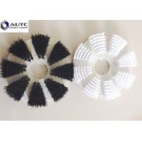 Car Shampoo Floor Cleaning Machine Brush Carpet Customized Size White Yellow Manufactures